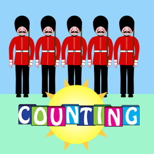 NurseryTracks numbers and counting songs