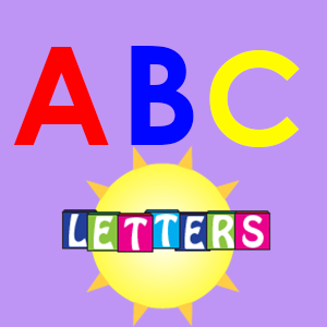 NurseryTracks Letters of the alphabet