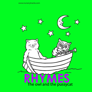 free nurseryrhyme colouring pages